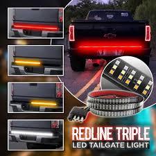 3 Color Led Tailgate Light Triple Led Tailgate Light