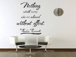 image of inspirational wall decals display