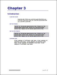 White Paper Template Simple White Paper Templates Proposal Writing Tips