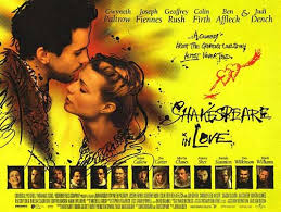 videos art to inspire sf fantasy ideas post yours page   a quick coming deadline and a writer s block could do worse imo than to watch or re watch or re re re watch the wonderful shakespeare in love