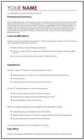 Interest Examples For Resume Wikirian Com