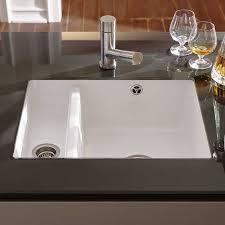 white kitchen sink undermount. Modren White Villeroy U0026amp Boch Subway Xu Alpine White Ceramic 1 5 Bowl Undermount  Kitchen Sink With S