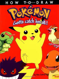 how to draw pokemon paperback august 10 1999