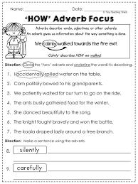 Best 25+ Adverbs worksheet ideas on Pinterest | Adjective ...