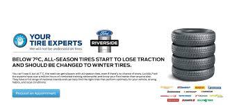 riverside ford s tire expert