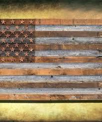 barnwood wall art flag year old wood one of a kind big barn