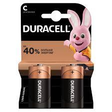 <b>Батарейки</b> DURACELL Basic, С (LR14, 14А), <b>алкалиновые</b> ...