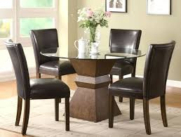 round dining table with leaf and chairs. dining chairs: round room set for 4 table with leaves patio leaf and chairs