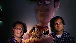 john lasseter steve jobs.  Steve John Lasseter And Steve Jobs 1995 And Jobs C
