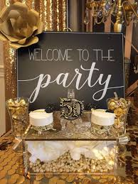 Great Gatsby Wedding Party Decorations Theme (4)