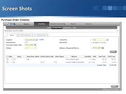 Purchase Order Tracking System Pa Indent Po Inventory Tracking System