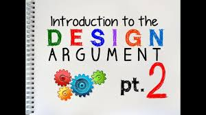 Design Argument The Design Argument 2 Of 2 By Mrmcmillanrevis