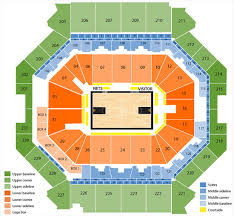 16 True Barclays Arena Seating Chart
