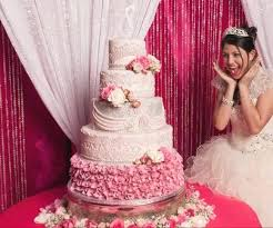 Cake Quinceaneras Magazine
