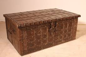 19th century indian rajasthan chest or