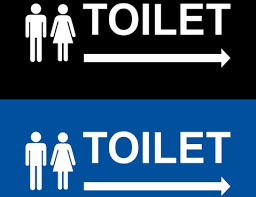bathroom sign. Beautiful Sign Vector Toilet Sign Man And Woman Design Throughout Bathroom Sign