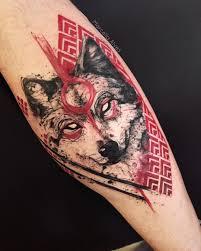 Marcella Alves Nwm Tatuering Vargtatueringar A Sanskrit Tattoo