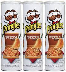 Buy Pringles cips-pizza-5,96 oz-3 PK Online in Turkey. B00OBQC8X6