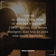 Citation Du Jour Attitude Pensée Positive La Vie Est Un