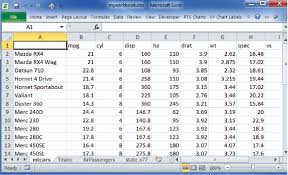 Statistics Worksheet Inspiration Quickly Export Multiple R Objects To An Excel Workbook Rbloggers