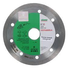 <b>Диск алмазный</b> по керамике <b>Distar</b>, 125х22 мм в Кирове – купить ...