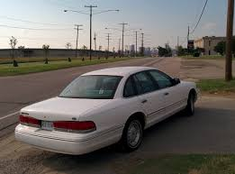COAL: 1997 Ford Crown Victoria LX – It's Complicated