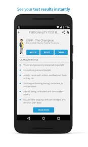 Career Test Free Simple PersonalityMatch Personality Test And Matching APK Download Free