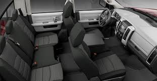 the controls in the ram 1500 were convenient and sensible the 2010 dodge ram 1500 cab crew slt interior