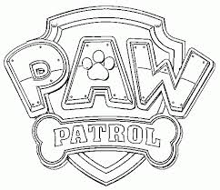 Marshall visiting ocean paw patrol coloring pages. Paw Patrol Coloring Pages Coloring Home