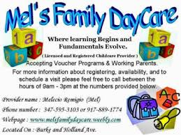 Free Printable Daycare Flyers Free Printable Daycare Flyers Where Learning Begins And