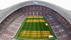 Fifa Football World Cup 2018 The 12 Stadiums Hosting