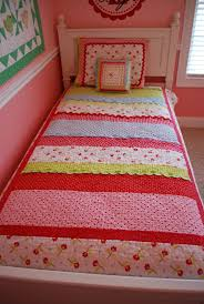 200 best quilts images on Pinterest | Carpets, Fabric crafts and Ideas & This listing is for the twin bed sized, Eliza Jane quilt pattern (PDF  file). This whimsical quilt features jumbo rick rack that adds a sweet Adamdwight.com