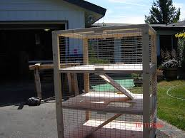 plans for building rabbit cages hutches other housing