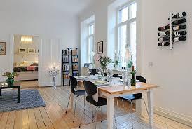 swedish interior design/images | Swedish 58 Square Meter Apartment Interior  Design with Open Floor