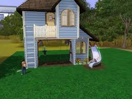 sims 2 backyard ideas. so in one of my most recent houses i came up with this playhouse and someone sims 2 backyard ideas a