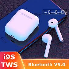 <b>Wireless Headset Bluetooth</b> 5.0 i9S Tws <b>Wireless Bluetooth</b> ...