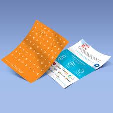 Discount Flyer Printing Same Day Flyer Printing London Leaflet Printing London Brochure