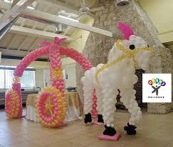 Princess Balloon Decoration Princess Balloon Decorations Ideas For A Kids Birthday Party 7