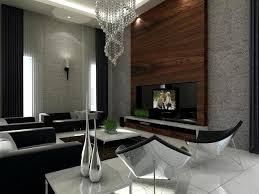 bedroom grey walls new staggering wall decor small loading od tv living room feature wall
