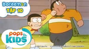 Doraemon S1 - Tập 10: Trò chơi Super Dan