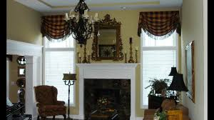 Window Valance Living Room Valances For Living Room Windows Youtube