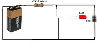 wiring led diode car wiring diagram download cancross co Led Load Resistor Wiring Diagram how to connect a protection diode in a circuit wiring led diode protection diode breadboard circuit LED Blinker Resistor Install