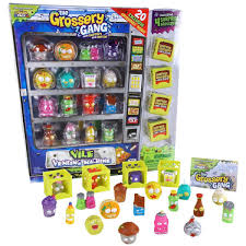 Grossery Gang Vile Vending Machine Fascinating Moose Toys The Grossery Gang Vile Vending Machine 48 Grosseries