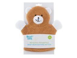 <b>Roxy</b>-<b>kids</b> Махровая <b>мочалка</b>-<b>рукавичка</b> Baby Bear в Москве ...