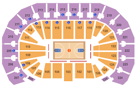 Intrust Bank Arena Seating Chart For Wwe Intrust Bank Arena Seating Chart Valley Center