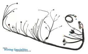 240sx 2jzgte swap wiring harness wiring specialties nissan 240sx s13 2jzgte wiring harness