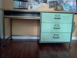 pottery barn locker furniture. Pottery Barn Locker Furniture Desk Green Used . T