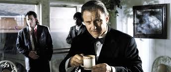 winston wolf in pulp fiction bamf style don t get in the way of winston wolf and a cup of coffee