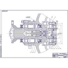 Дипломная работа на тему Модернизация гидромеханической передачи  Дипломная работа на тему Модернизация гидромеханической передачи автобуса ЛиАЗ 5256