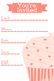 Party Invite Templates free templates for party invitations Ninjaturtletechrepairsco 1